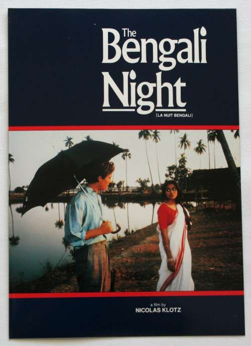 "The Bengali Night (1988) ""La nuit Bengali"" (original title) Stars: Hugh Grant, Shabana Azmi, Supriya Pathak, John Hurt, Anne Brochet ~  Director: Nicolas Klotz"