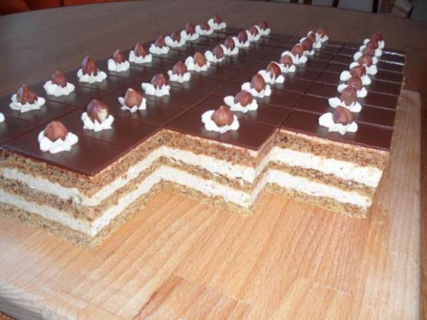 Štafetkové rezy, recepty, Zákusky | Tortyodmamy.sk