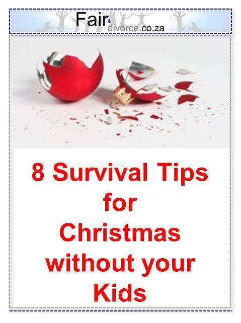 Christmas without Children, Divorce & Christmas, Co-Parenting Christmas, Christmas for Children of Divorce, Fair Divorce,