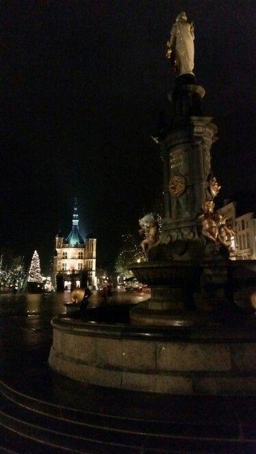 Deventer Brink 17 December 2014 - Fotograaf Moric van der Meer