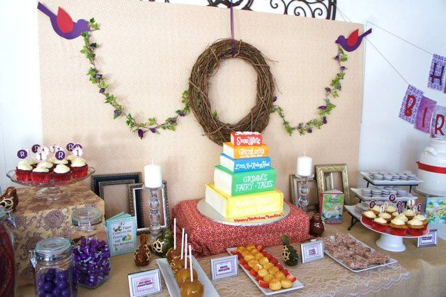 "Photo 5 of 13: Storybook Party / Birthday ""Rosalie's First Birthday Storybook Party"" 