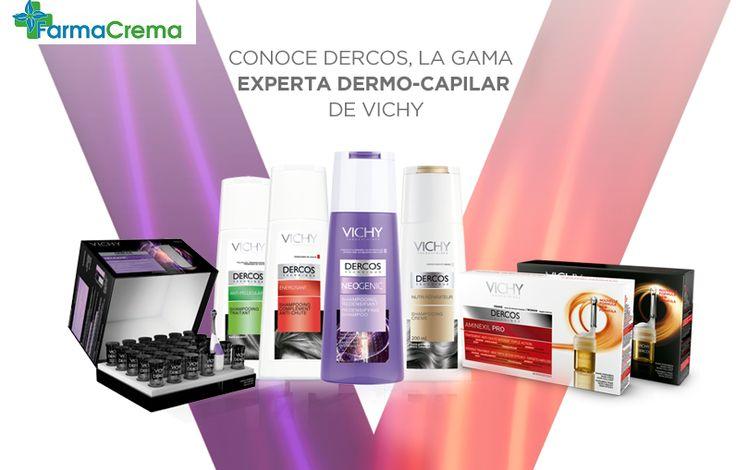 @farmacrema te presenta la gama Dermo-Capilar de Vichy.  Un tratamiento para cada tipo de cabello.  Mima tu Pelo como se mere!!  No dejes escapar nuestros Packs y Promociones.  http://www.farmacrema.com/buscador/resultados.aspx?sch=dercos  #dercos #vichy #farmacrema #champu #anticaida #caspa #seborrea