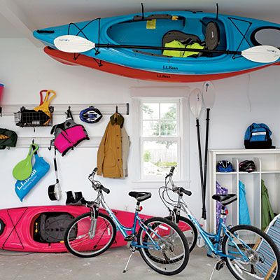 Simple solutions and tips to help make the most of your entry, utility, and storage spaces.