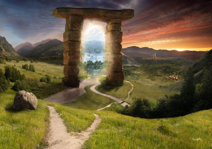 other dimension portals - photo #24