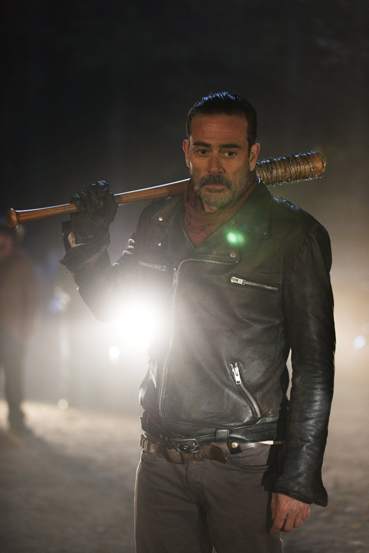 Pin for Later: 22 Iconic Characters From The Walking Dead That You Can Be For Halloween This Year Negan