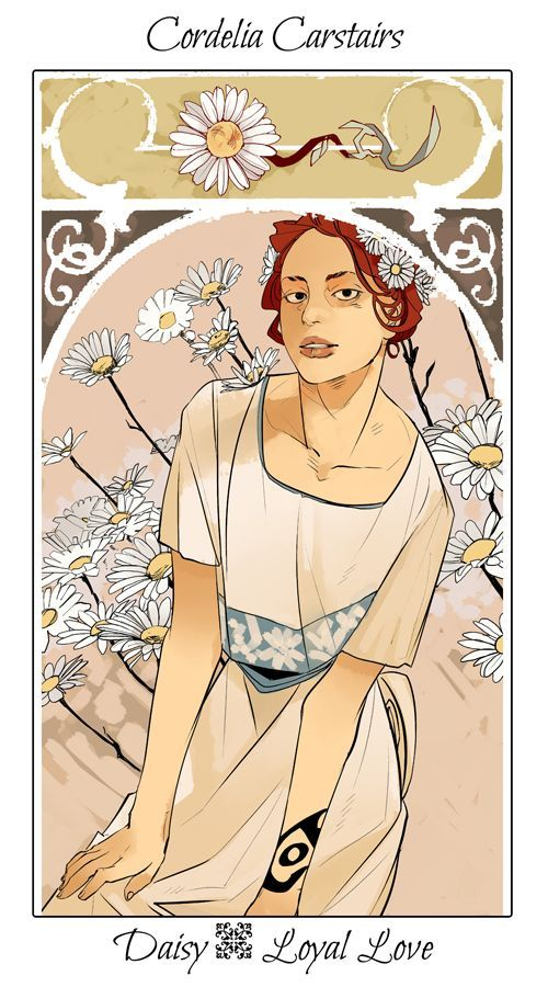 Cordelia Carstairs by Cassandra Jean