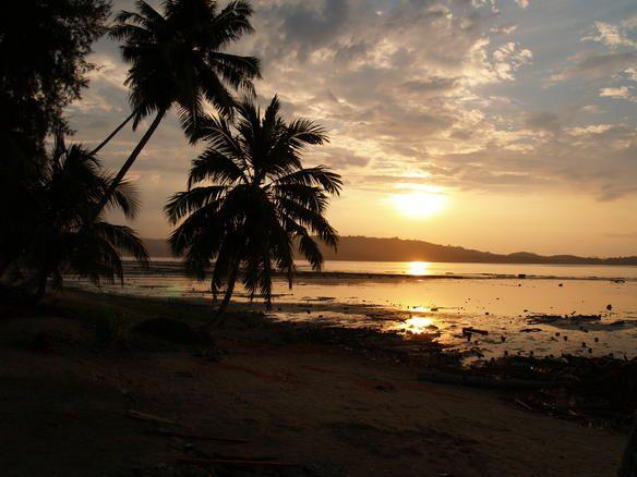 Pulau Nias - Sunrise