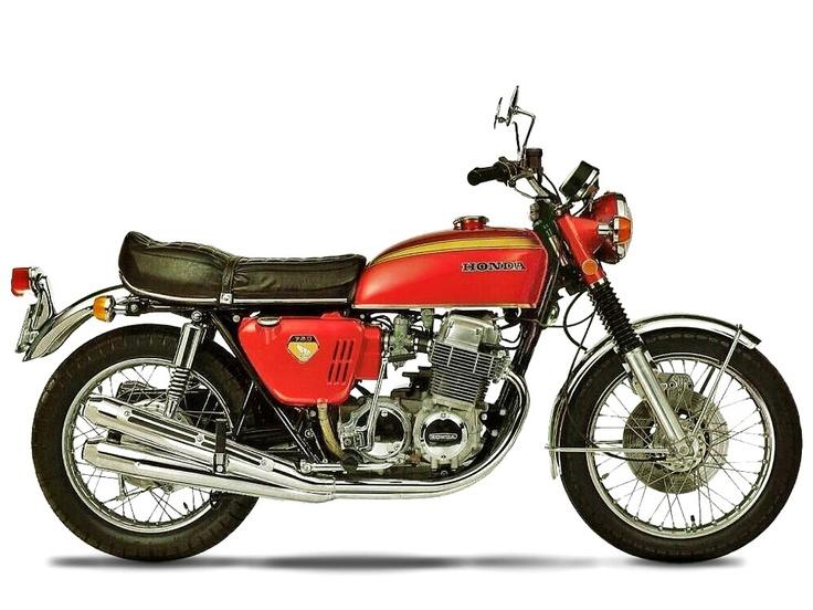 17 best Honda CB 750 images on Pinterest   Honda bikes, Honda ...