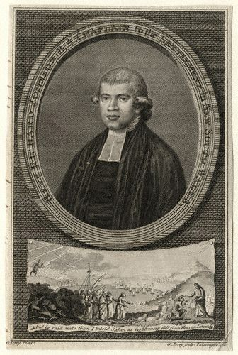 Richard Johnson (circa 1756 – 13 March 1827 in England) was the first Christian cleric in Australia.