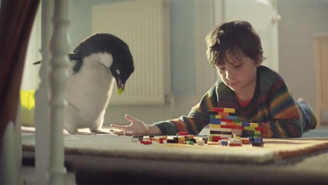 It Begins: The Tearjerking John Lewis Christmas Ad Is Here And It's Got Pengwings | Co.Create | creativity + culture + commerce