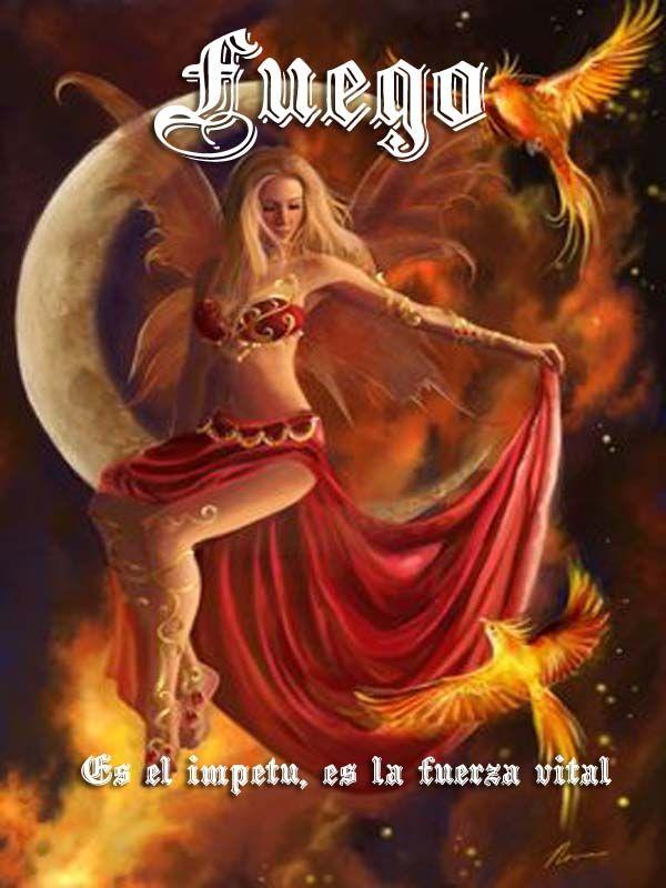 Trastos de Bruja: Fuego