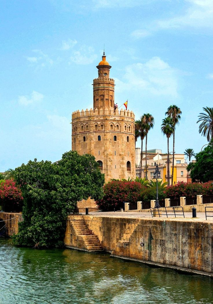 Seville, Andalusia. Top 10 Most Romantic Cities in the World