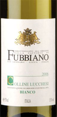 COLLINE LUCCHESI BIANCO D.O.C