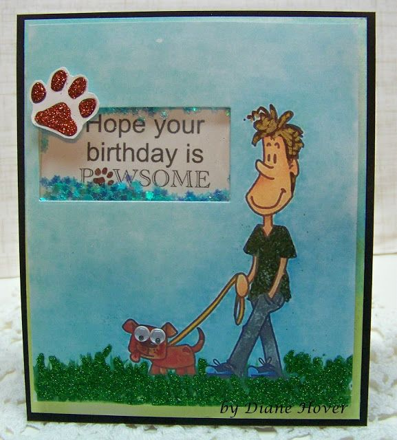 Nellies Nest: Pawsome Birthday