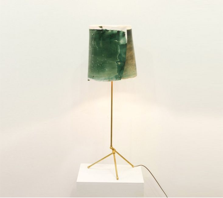 Experimental brass lighting from hito home
