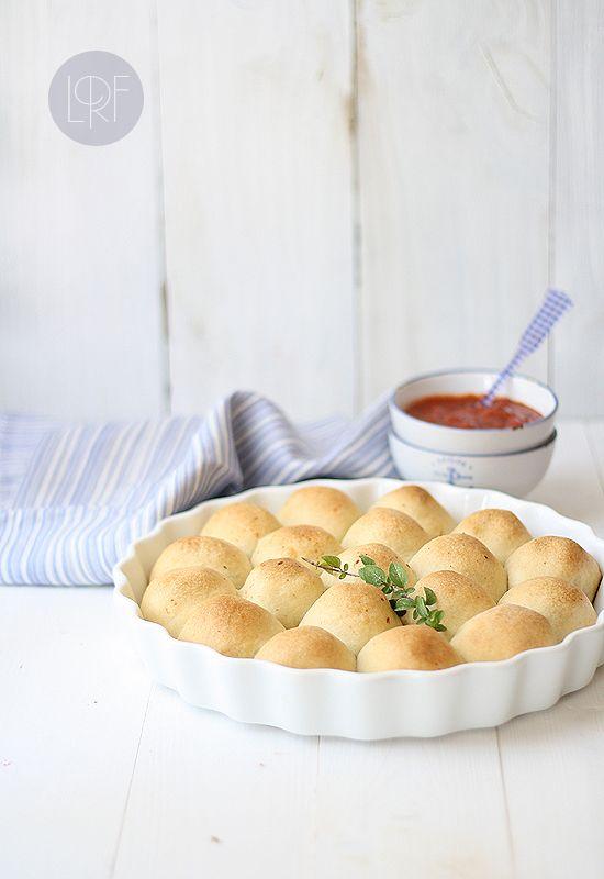 Receta de pan de albondigas