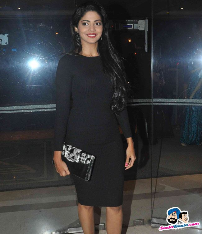 Success Party of Marathi Film Natsamrat -- Pooja Sawant Picture # 328186