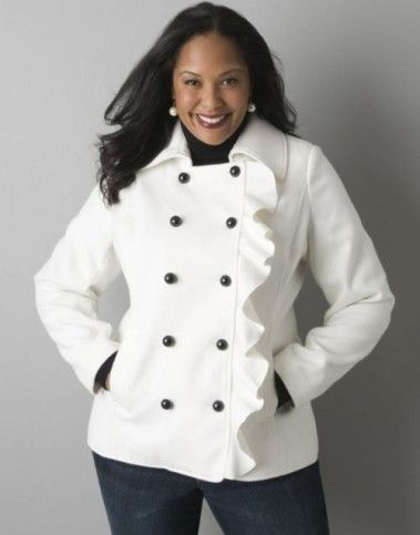 What Type of Plus Size Winter Coats Suitable for You