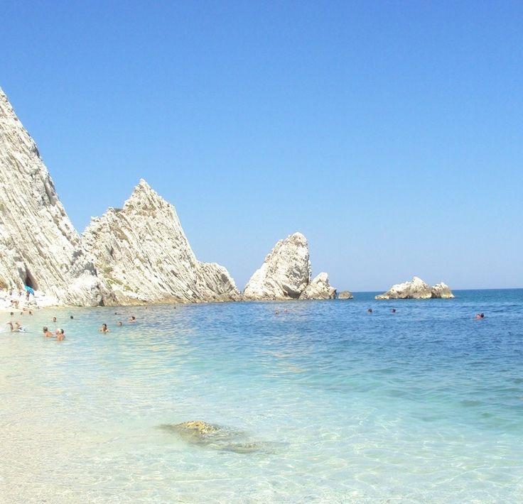 """Le spiagge delle Marche con la """"S"""" maiuscola"""