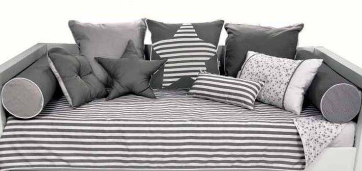 Ropa de cama, juegos de sábanas, nórdicos... también para cunas y maxicunas.