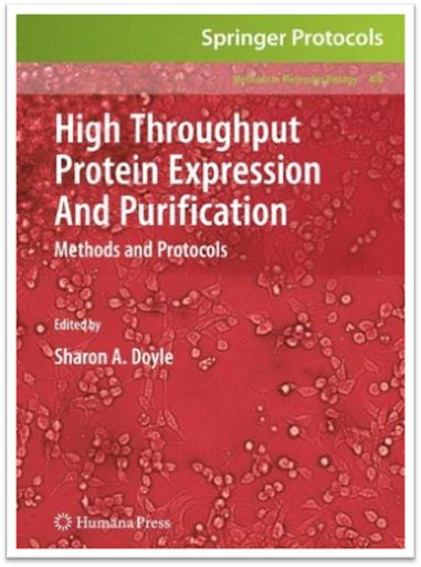 Methods in Molecular Biology Vol.498 - High Throughput Protein Expression and Purification | Sách Việt Nam