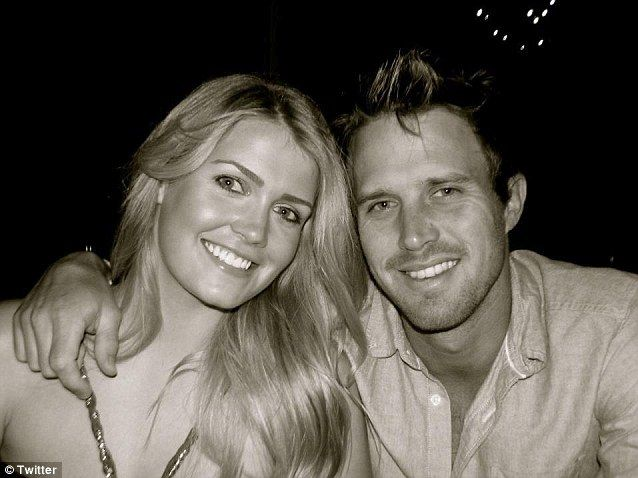 4/16/13. EXCLUSIVE: 'Bright, funny and down-to-earth' Kitty Spencer is welcomed in to the family of England cricket star boyfriend Nick Compton | Mail Online