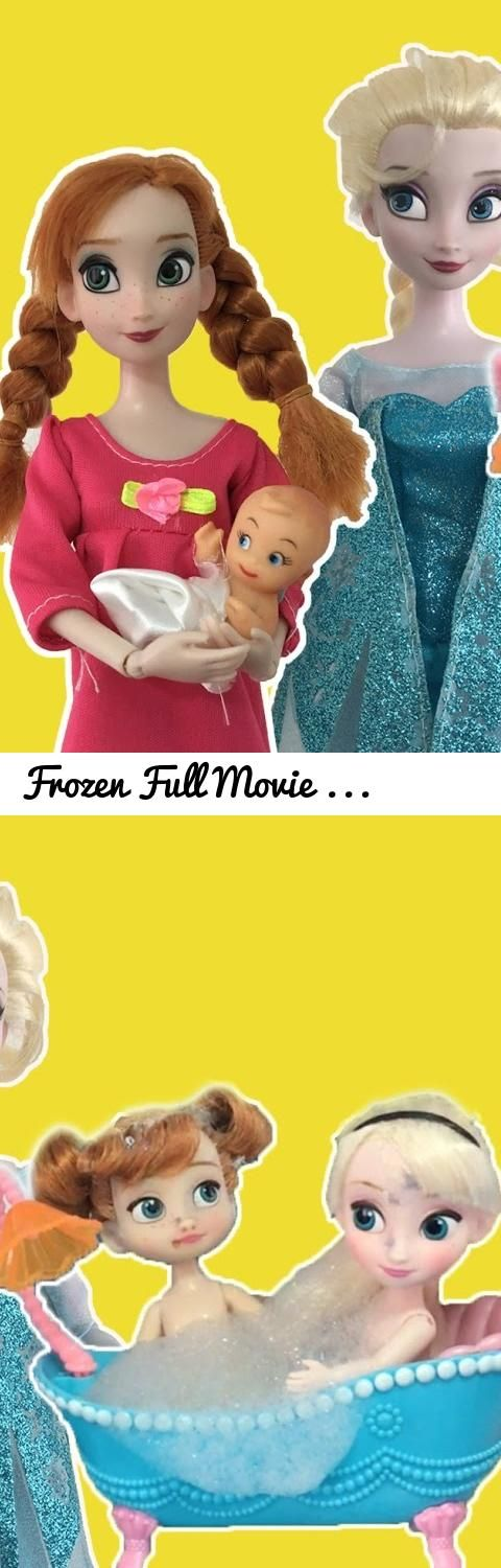 Frozen Full Movie 2 in English! Elsa + Anna Dolls Playing in Snow, Bath time +More... Tags: frozen movie, frozen full movie, frozen movie in English, frozen baby elsa and anna dolls, elsa and anna dolls, disney princess movie, elsa and anna, elsa frozen movie, disney princess movies, disney princess medley, disney princesses challenges, chocolate fountain, bath time, playing in snow, elsa anna toddlers, little elsa anna, young elsa anna, do you wanna build a snowman, anna baby, frozen anna…