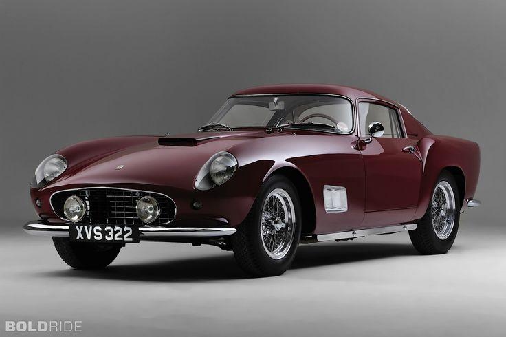 1957 Ferrari 250 GT LWB Tour de France