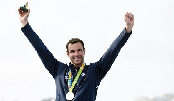 Maxime Beaumont a décroché, ce samedi 20 août, la médaille d'argent de sprint en kayak monoplace