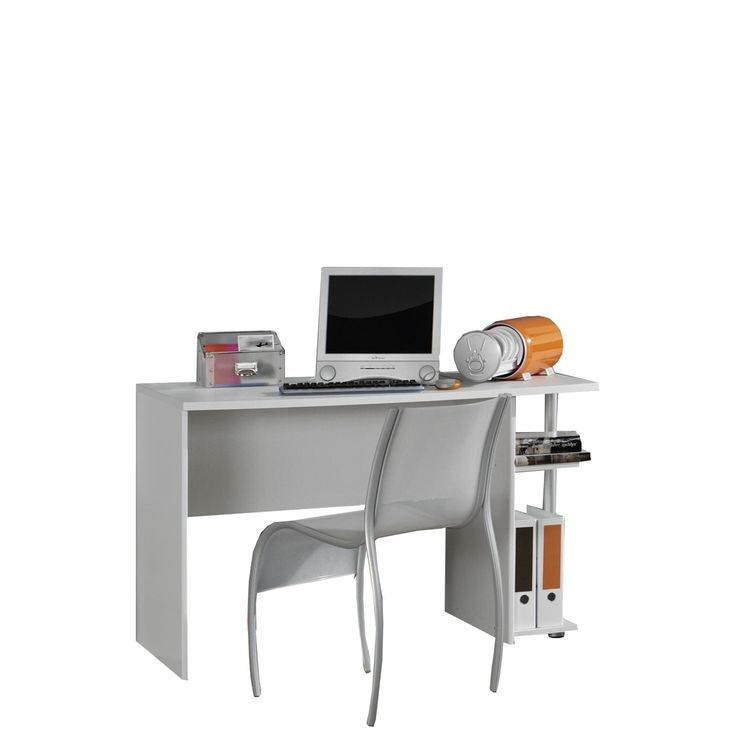 Popular Schreibtisch mit Ablage Skate Wei Jetzt bestellen unter https moebel ladendirekt