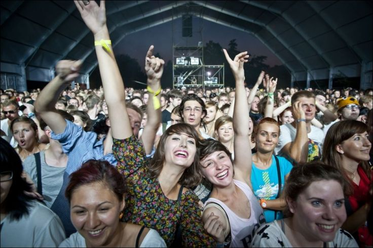 The best small music festivals in the world FESTIVAL TAURON NOWA MUZYKA 20-23 August 2015 , KATOWICE , POLIN