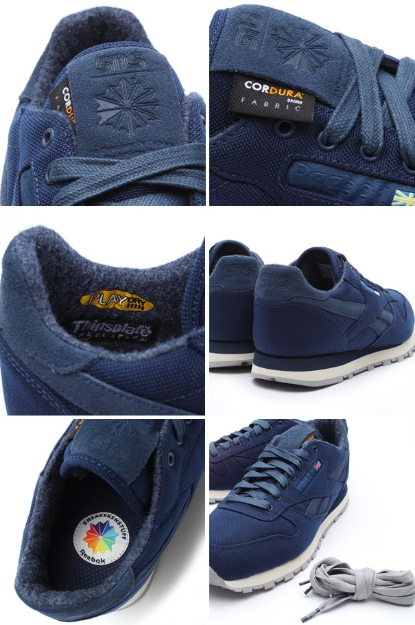 aed362337d253 ... Sneakersnstuff x Reebok Classic Leather (30th Anniversary) ...