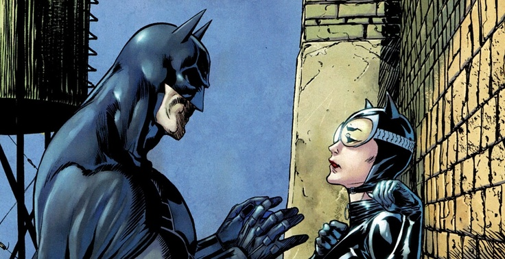 bane and catwoman relationship poems