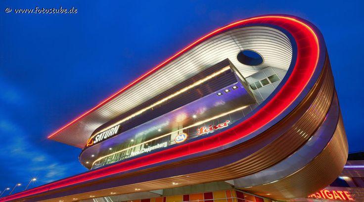 Premium Acrylglasbild Berlin Eastgate, Acrylglas Foto
