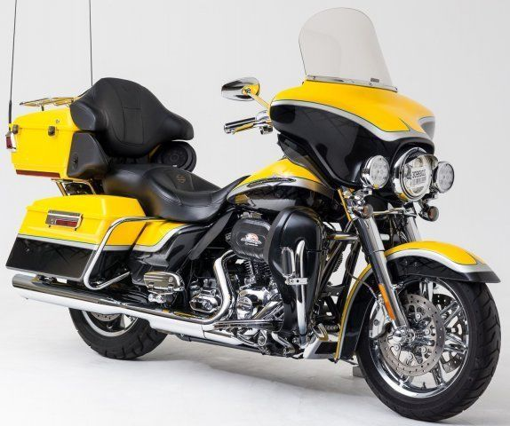 #Forsale 2012 Harley Davidson Cvo Ultra Classic Electra Glide #Auction @$12,200.00
