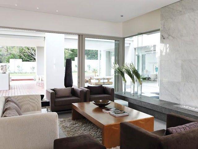 Paradise Found Hyde Park luxuriöse Contemporary Mansion von Summersun Property Group moderne Villa Contemporayr Interior design moderne Interieur