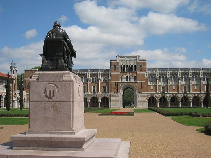 Rice University #6...great to know