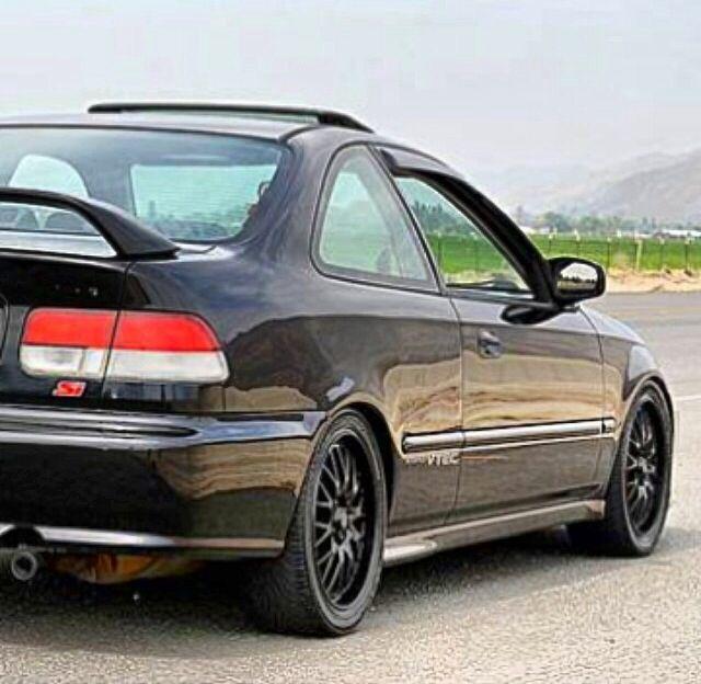 Honda Civic Em1 Si