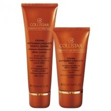 Collistar Self Tanning Creme Body&Legs Zelfbruinende Lotion 125 ml