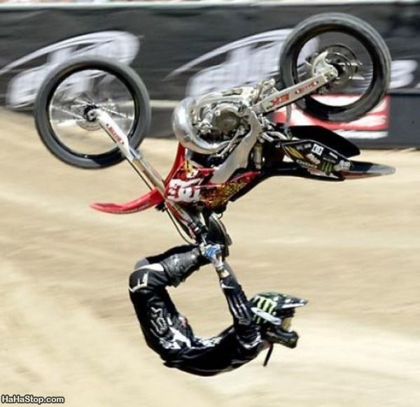 insane dc shoes fmx rider gotta love backflip combos