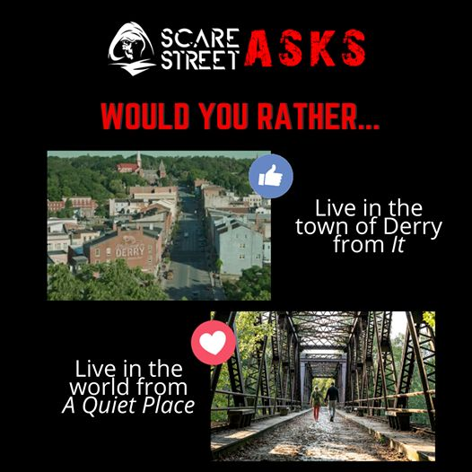 Scare Street Scare Squad (Official): A Sanctuary For