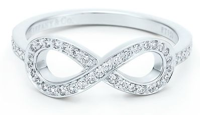 infinity tiffany co. @Chelsea Buttress do you have one like this in the store to match my necklace? :)