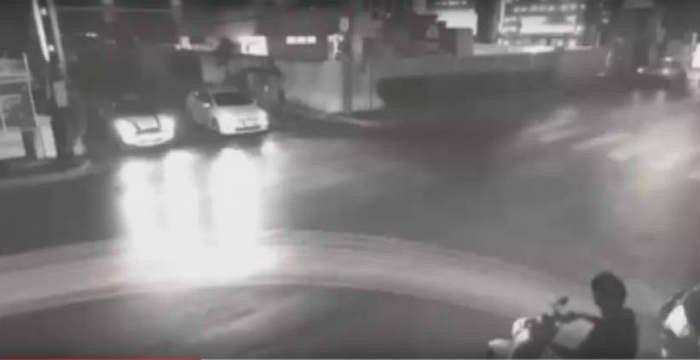 Κίνα: Ένα ταχύτατα κινούμενο φως τρόμαξε τους οδηγούς [Video]