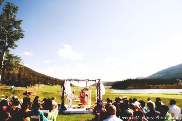 Keystone, Colorado Indian Wedding by Jeremy Martinez Photography. www.keystoneweddings.com