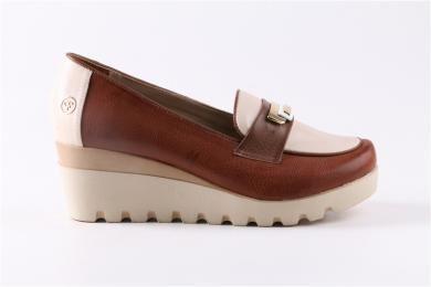 Qadın - Kadın Taba-krem Ayakkabı