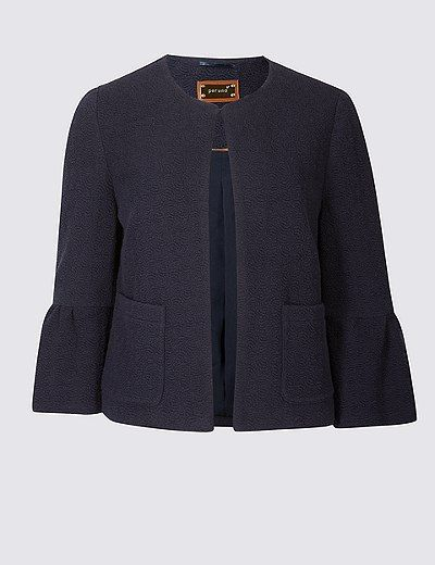 Versatile jacket for work and smart casual