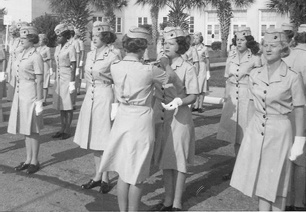 As a former Woman Marine (aka: WM), although briefly, I still have much love and admiration for my fellow sisters, past and present.  The Marines are the toughest, and there are still very few woman in that branch, compared to others.  Keep up the good work ladies and come home safe from where ever you are!