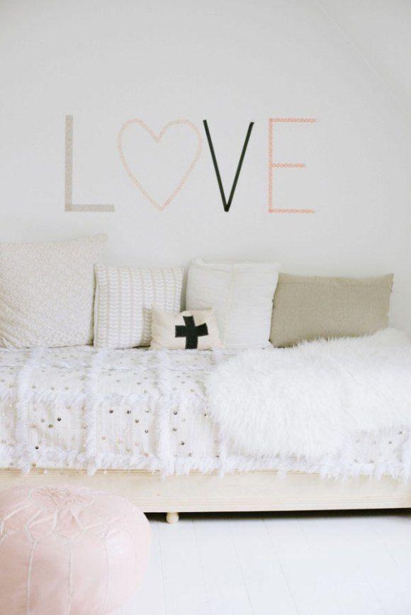 Etsy y Pinterest – Decora paredes con washi tape | mia mandarina blog