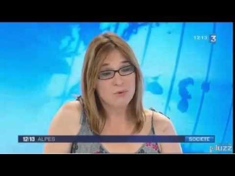 Sophie Robert, réalisatrice du film sur l'autisme et l'ABA. France 3 - YouTube