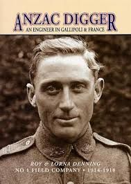 Roy Denning was a WW! soldier who went to Gallipoli as a sapper with No. 1 Field Company Engineers. This is his diary.